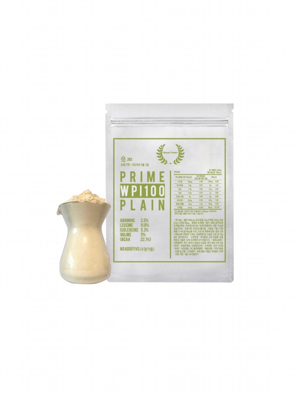 새상품) wpi 단백질 보충제 2kg