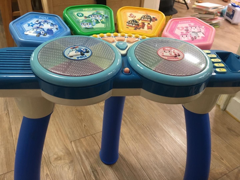 아기 드럼 장난감