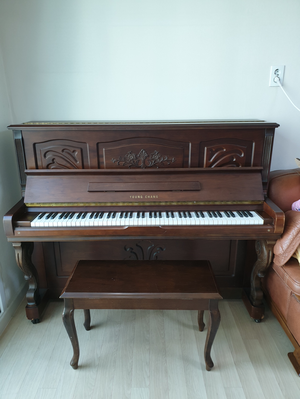 영창 피아노