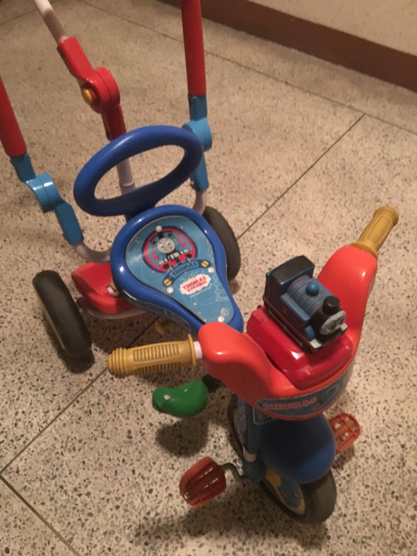 토마스 자전거 / 유아자전거/ 푸시 자전거