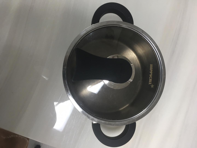 해피콜 20cm 양수 냄비