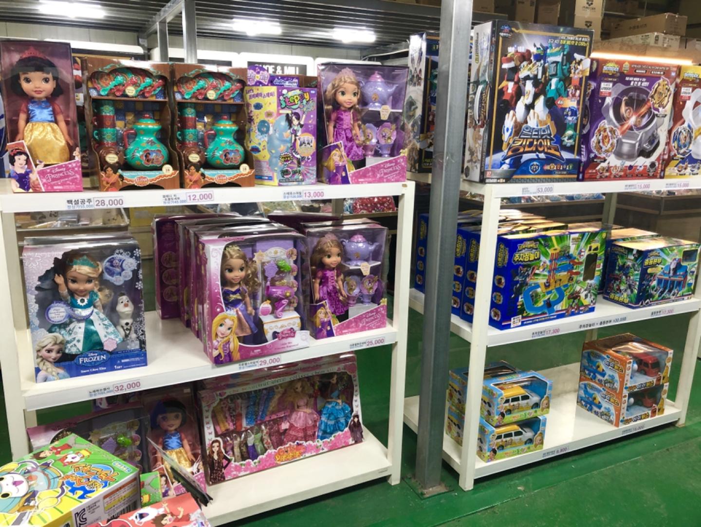 육아용품 및 장난감
