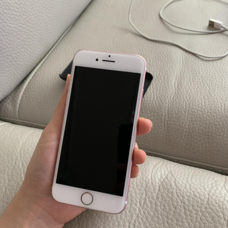 아이폰7 128 로즈골드