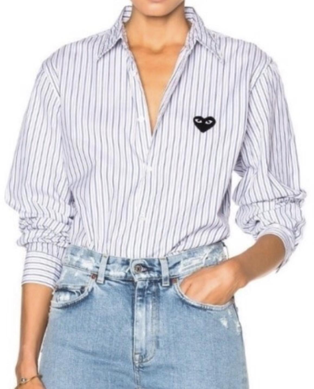 [정품] 꼼데가르송 남녀공용셔츠