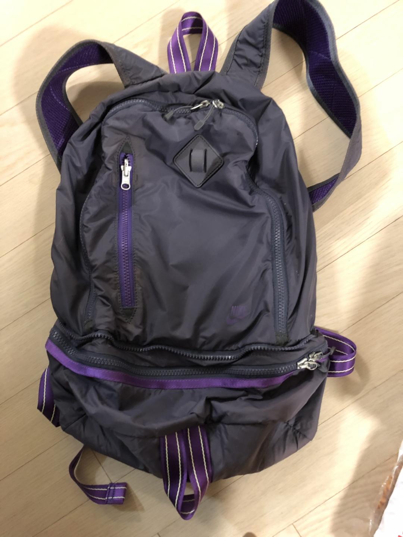 나이키 등산용 가방