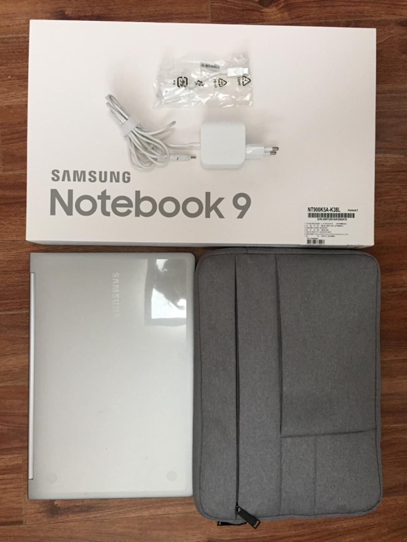 에눌불가 최대낮춤)삼성노트북9 NT900K5A-K38L +노트북파우치