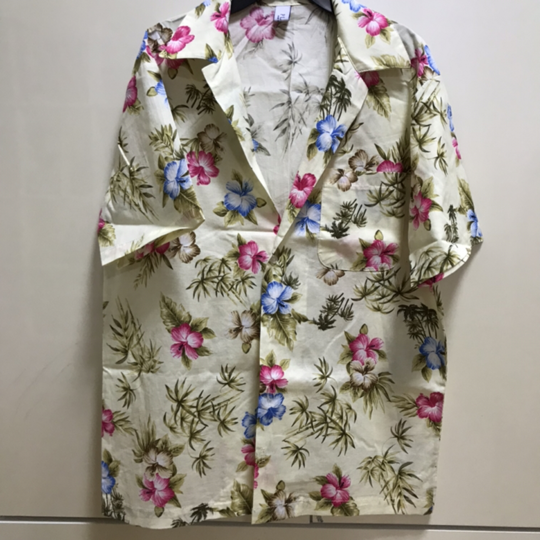 여름 하와이안 셔츠 FREE