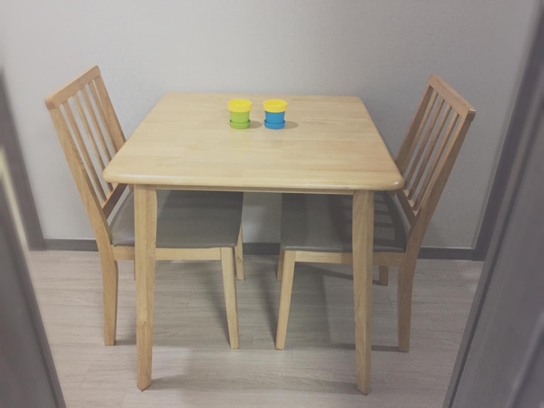 2인 (테이블,책상,식탁)세트