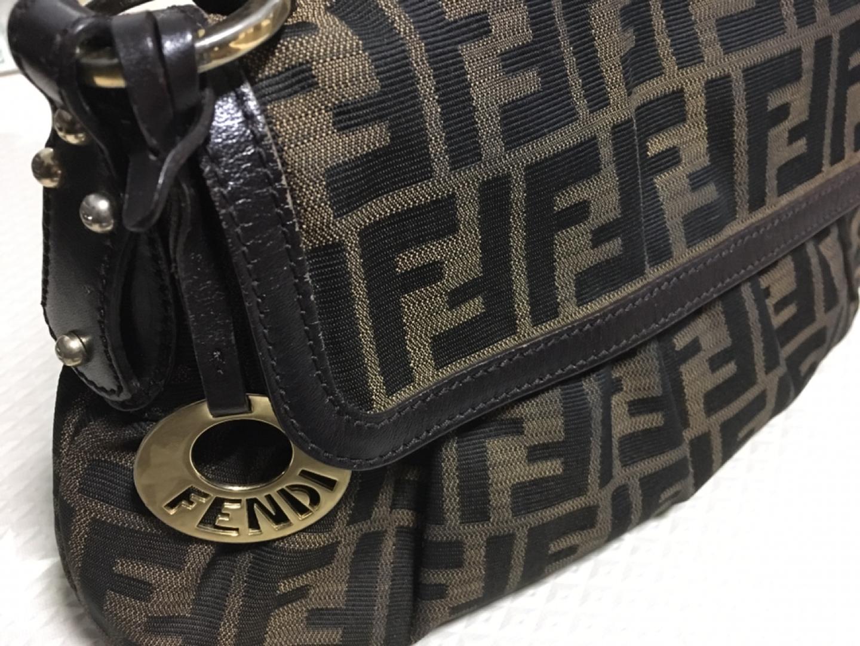 펜디 가방 핸드백(진품)