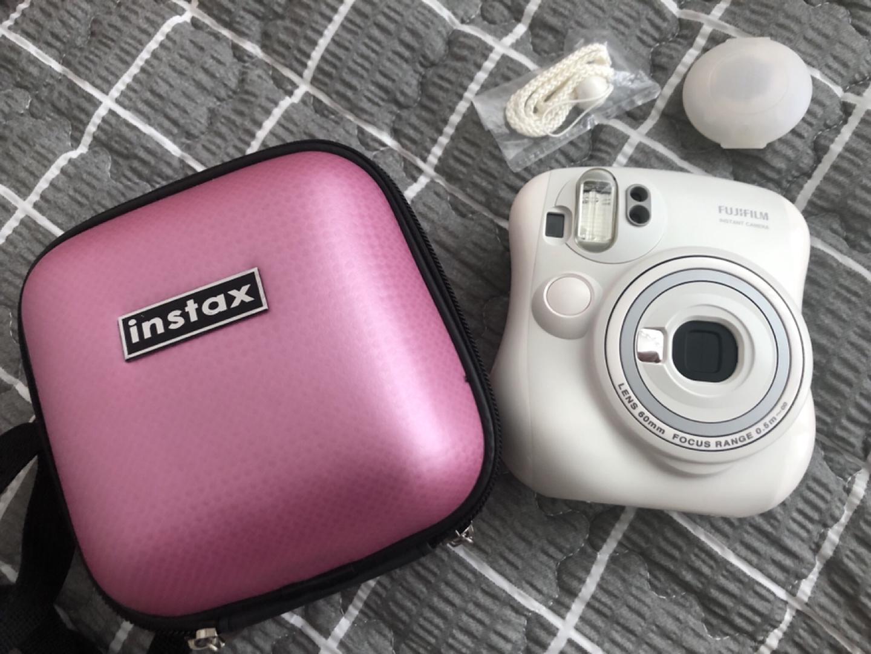 인스탁스 미니 25 폴라로이드 카메라