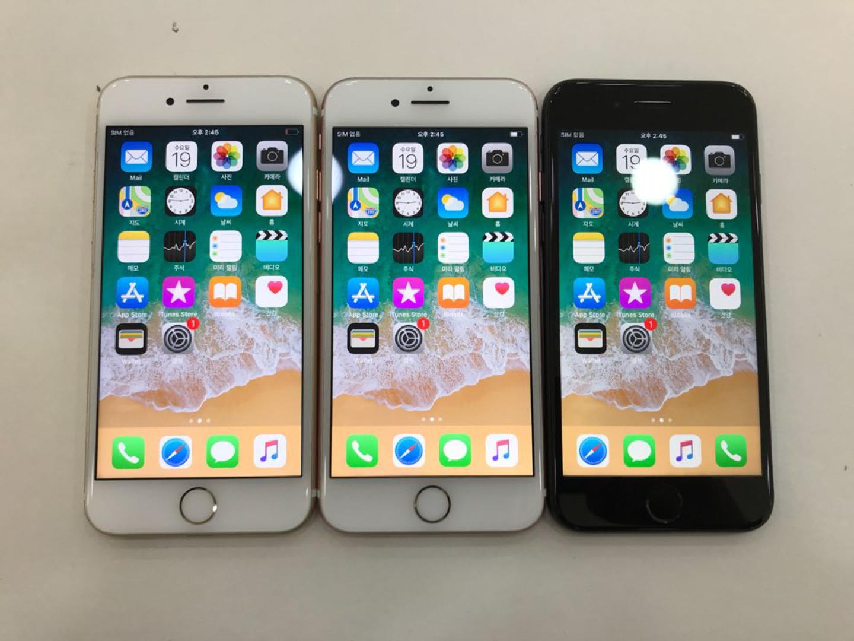 ⚫️특가판매 아이폰7 32GB 골드,로즈골드,매트블랙 정상해지폰⚫️