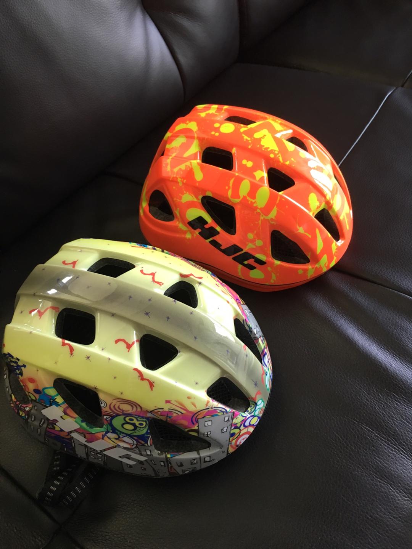 아이들 헬멧