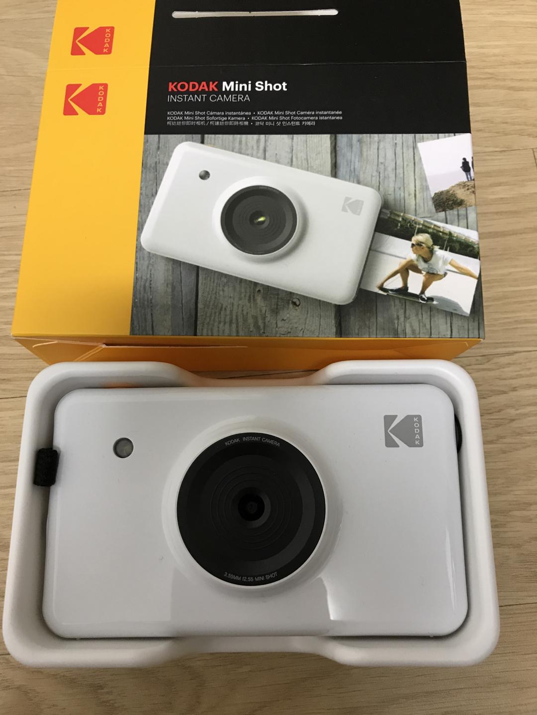 코닥 휴대용 포토 프린터 미니샷 MS-210 White