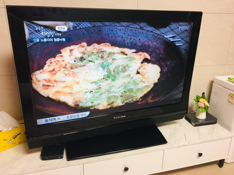 XCANVAS 42'인치 TV 판매합니다(가격내림)