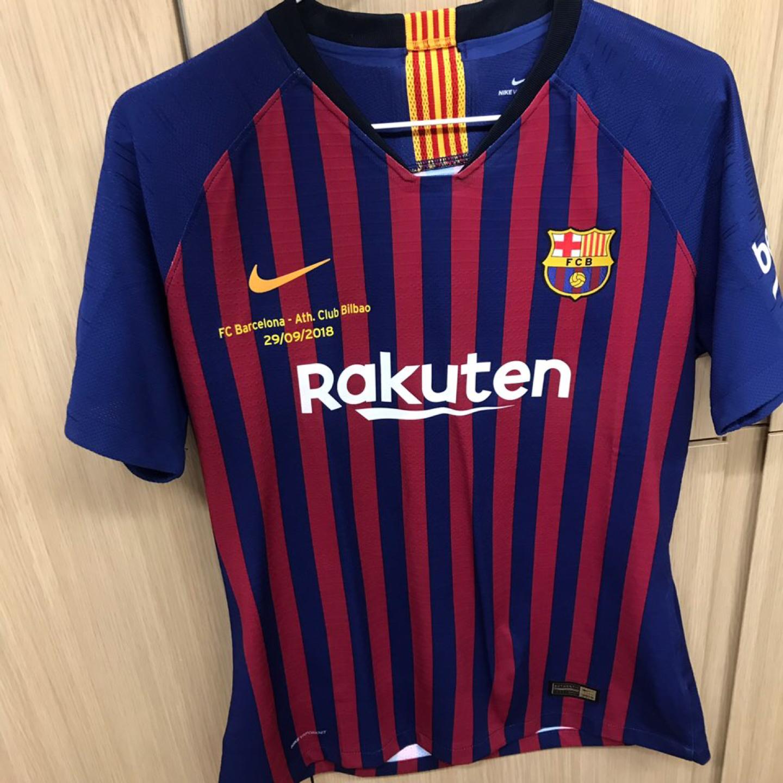 FC바르셀로나 18년 유니폼 (메시) 150000원
