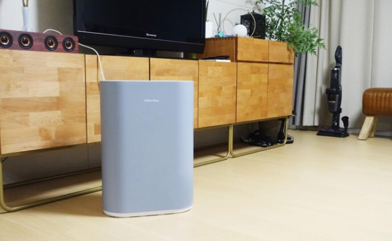 [☎월 10,900원 + 대박혜택]코웨이 최신형 공기청정기 역대급 혜택 안내!