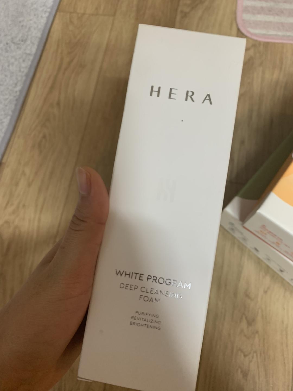 헤라정품폼클렌징 새제품