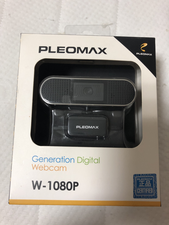 플레오맥스 웹캠 새제품