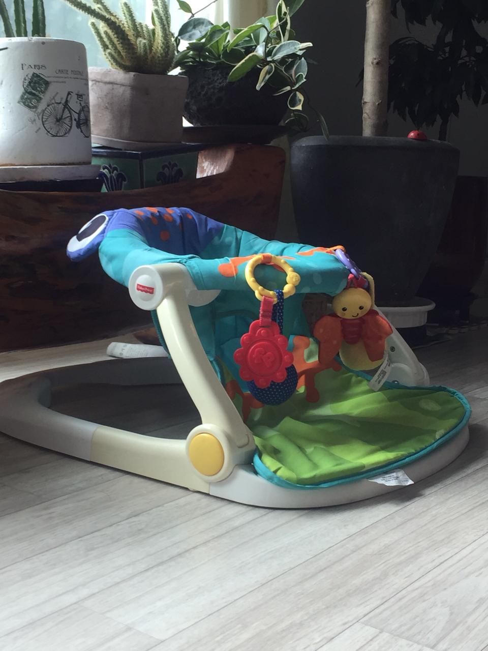 피셔프라이스 싯미업 아기의자 범보의자
