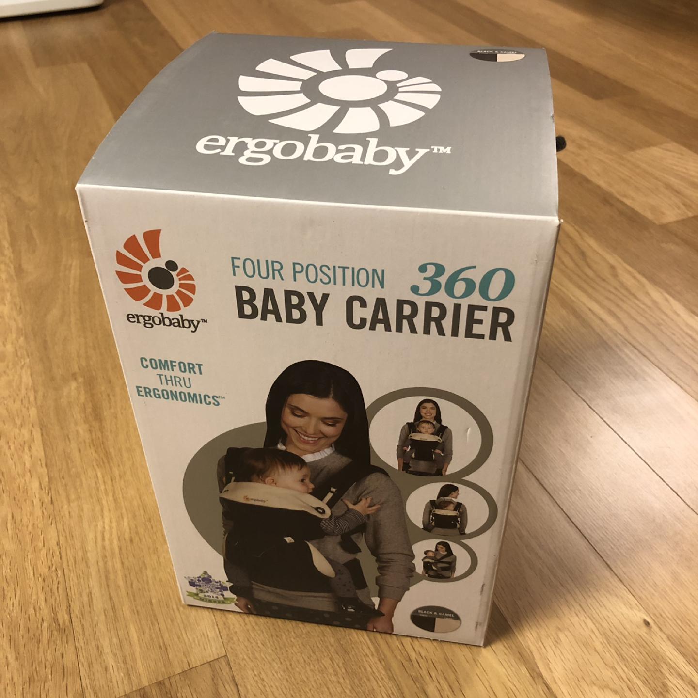 에르고베이비 4포지션 360 아기띠 새제품