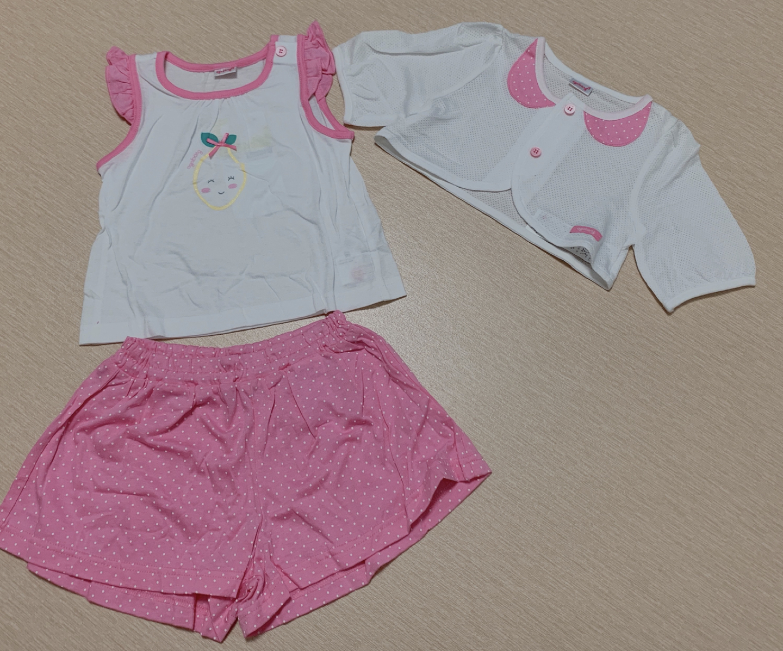 여아옷 아기옷 여름옷 상하복 외출복 판매해요