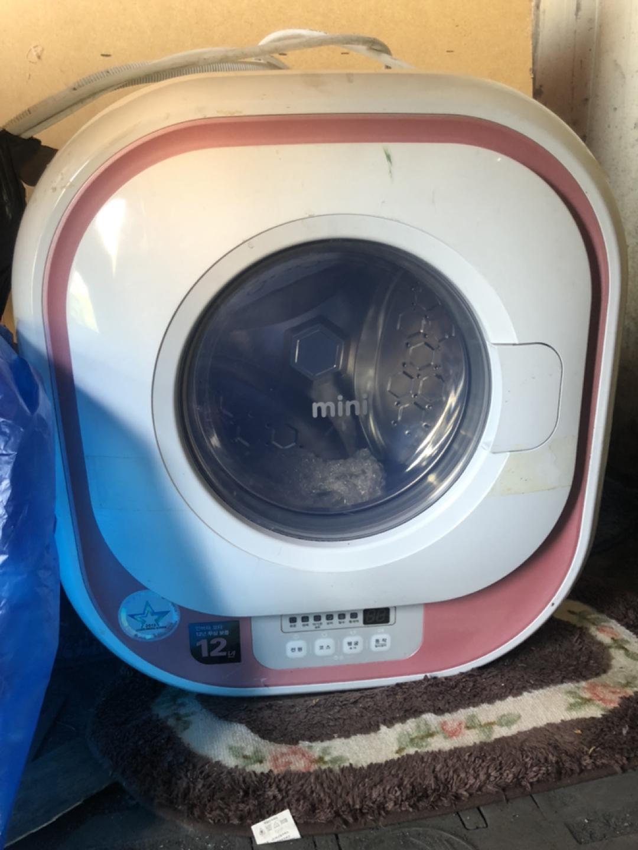 벽걸이 세탁기