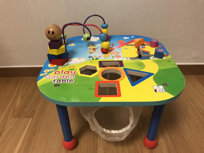 플레이가든테이블