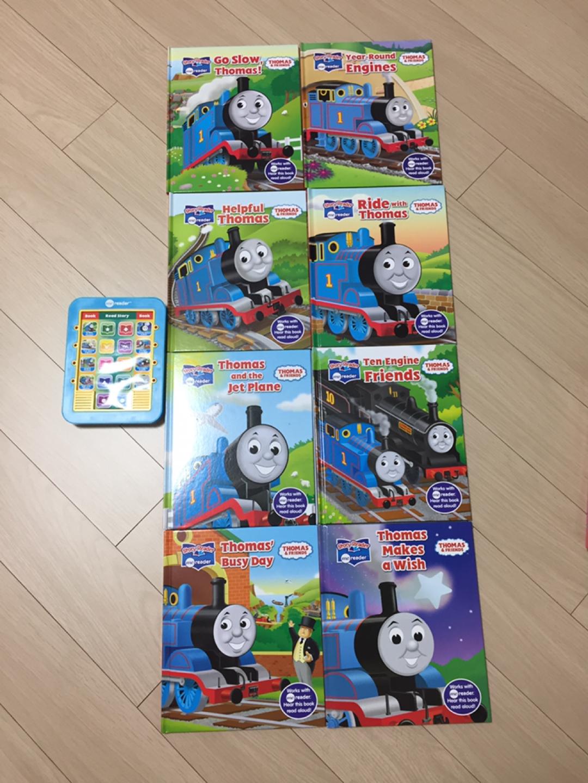 토마스와 친구들&디즈니 미 리더(me reader)