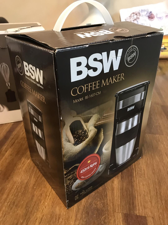 BSW 커피메이커