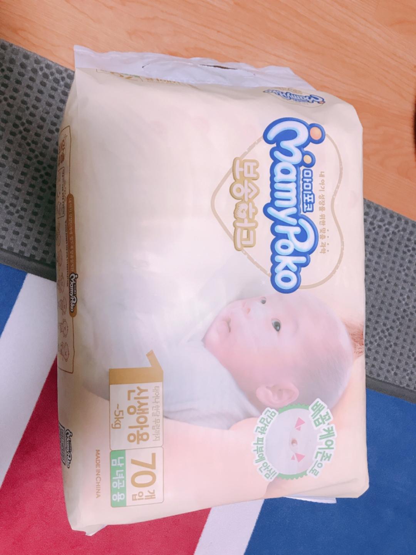마미포코 신생아용기저귀 팔아요