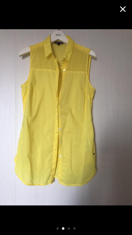 타미힐피거 민소매 셔츠 55