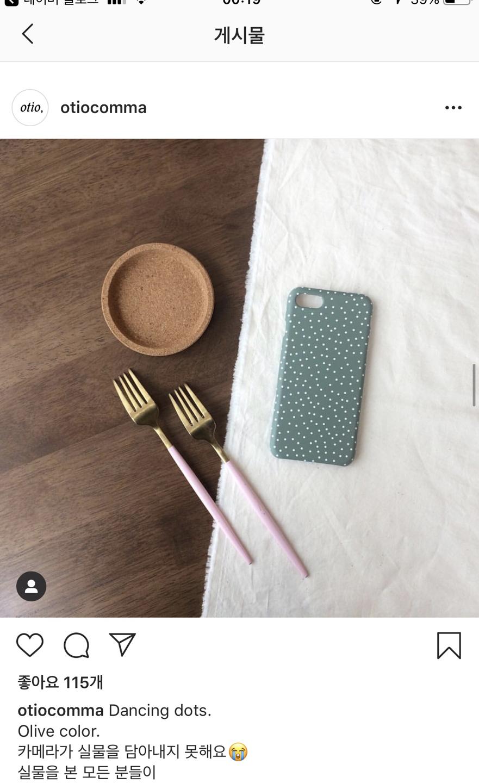 아이폰 8+ 케이스 새거 팔아요  !̆̈