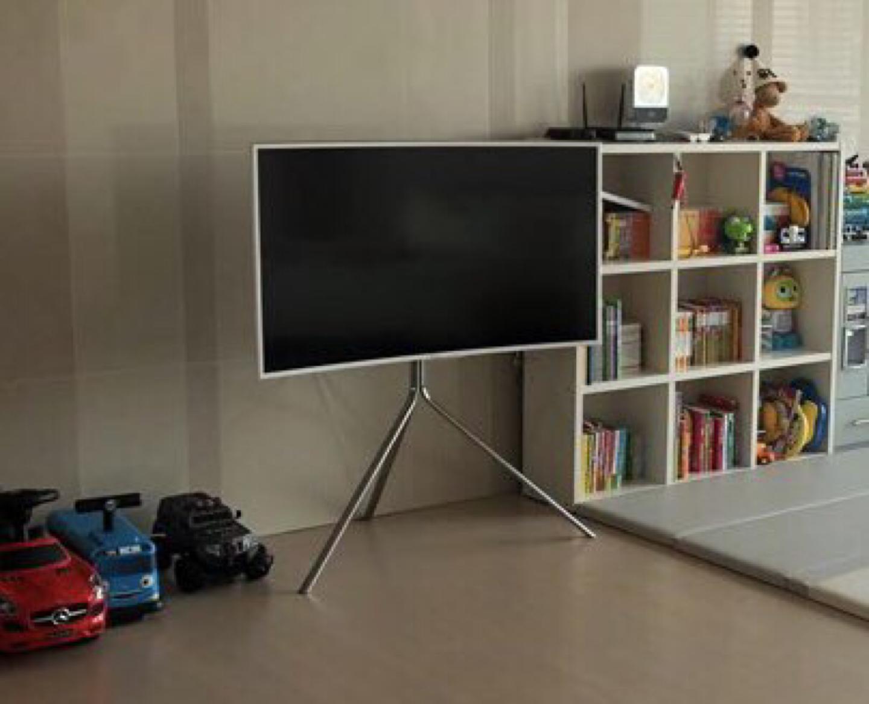 삼성커브드 UHD 48인치 TV