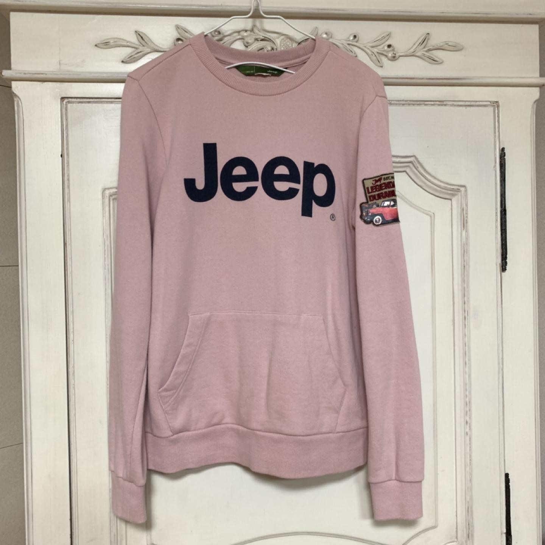 Jeep 맨투맨(정품)