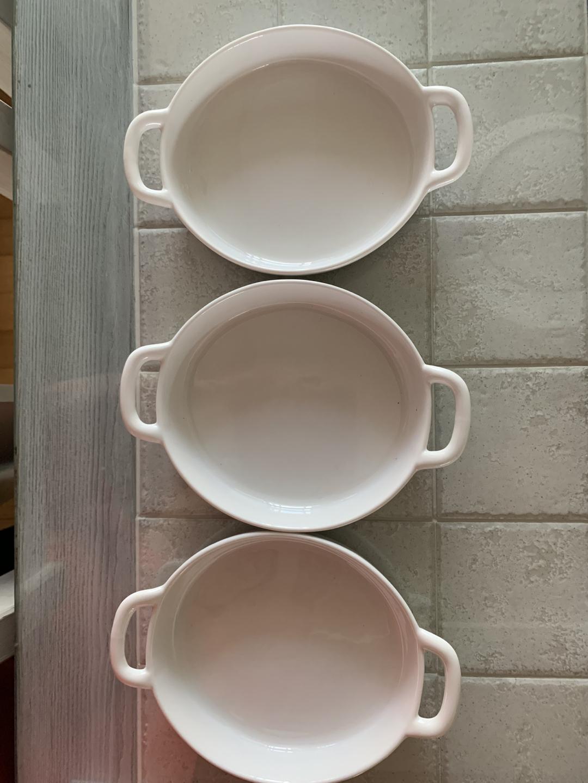 귀달이 그릇 3개