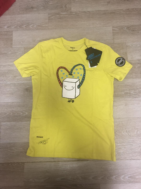 (새상품)스케쳐스 남녀공용 티셔츠