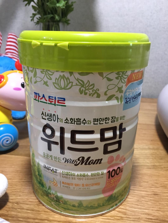 위드맘/분유/신생아분유/파스퇴르/아이엠마더/컴포트케어/포분유