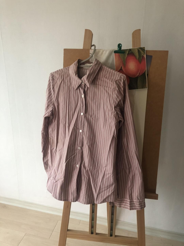보세 핑크 셔츠 실착용 1회