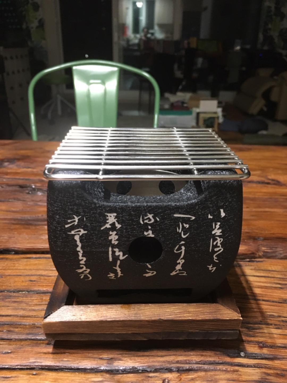 일본식 개인 화로