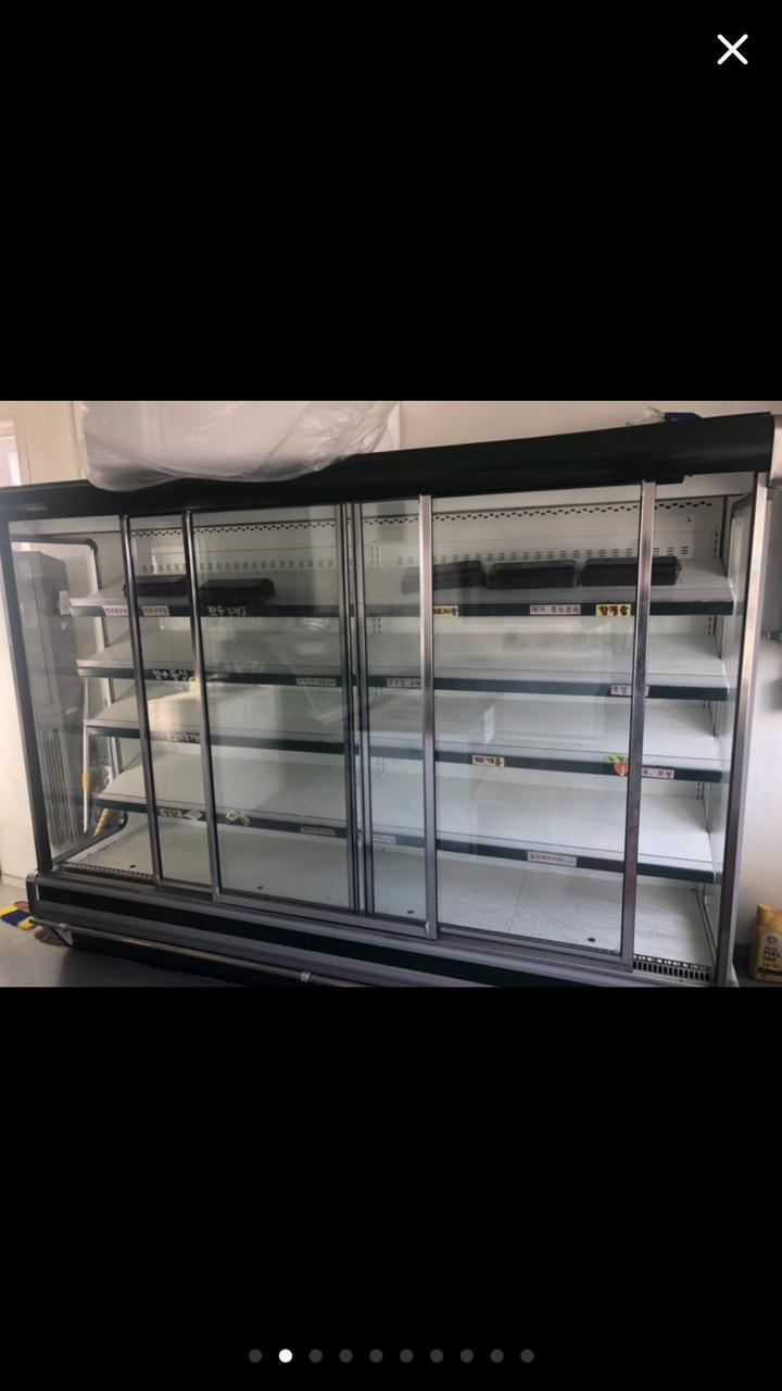 냉장냉동쇼케이스