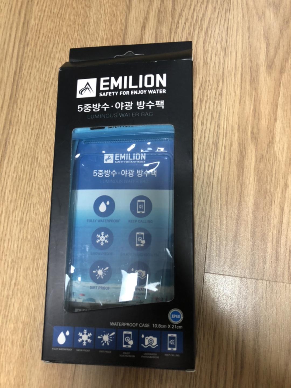 새상품 핸드폰 방수팩