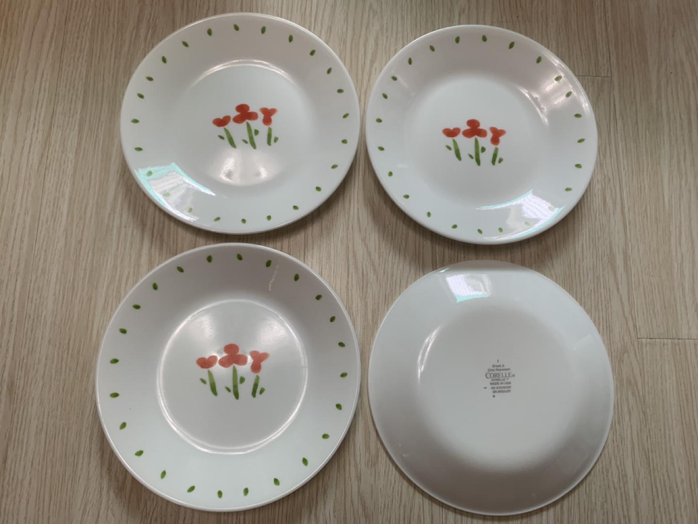 코렐 - 밥,국그릇 앞접시 소접시 중접시 대접시 스프접시