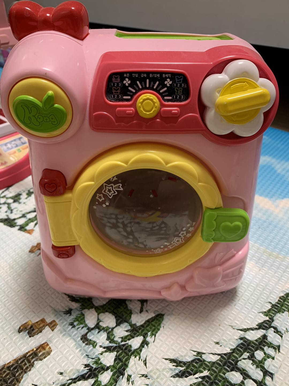 콩순이세탁기