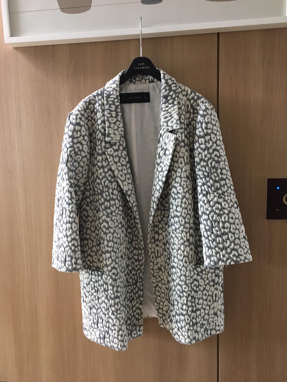 zara 간절기 쟈켓 새제품