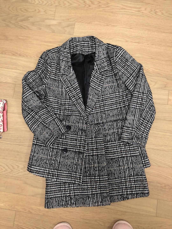 치마+코트