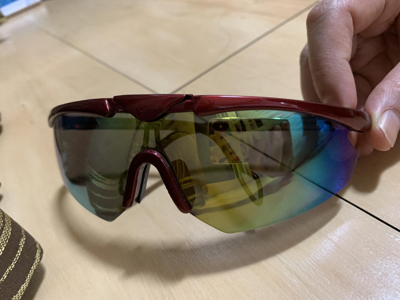 스포츠 라이딩 싸이클 용 고글형 선글라스