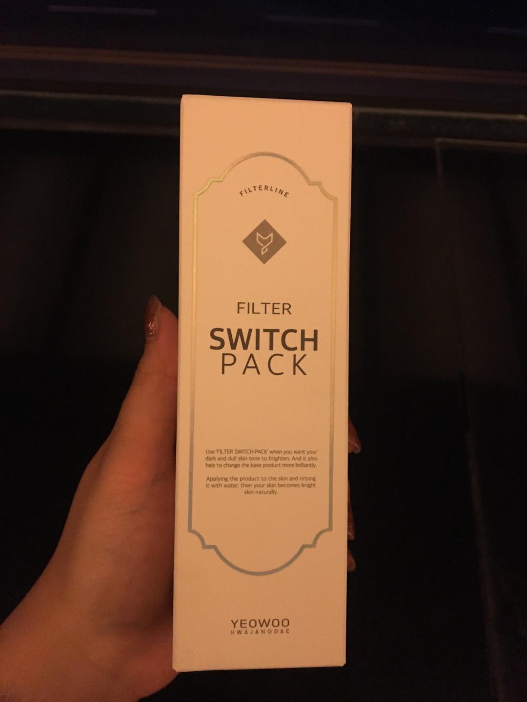 여우화장대 필터 스위치팩
