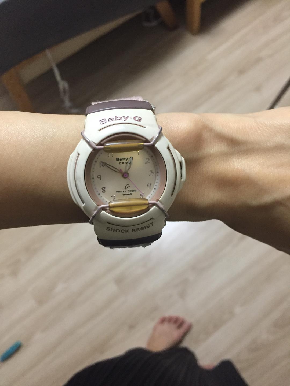 G shock 시계