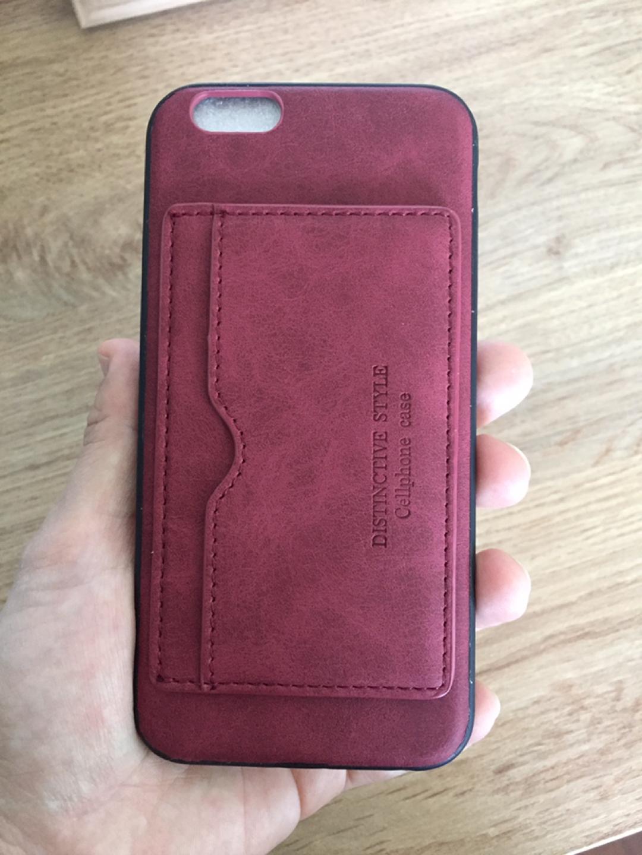 아이폰6 카드수납케이스 새상품