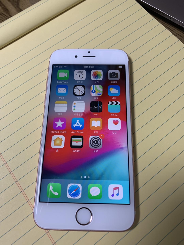 아이폰6s 로즈골드 64g A급